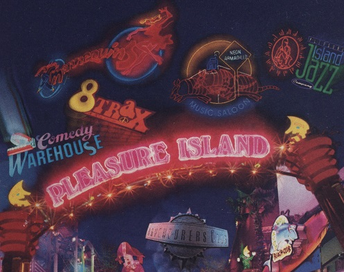 Pleasure Island Brochure – Spring 1993