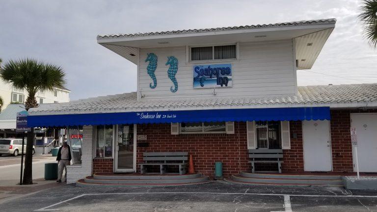 Seahorse Inn – New Smyrna Beach, FL