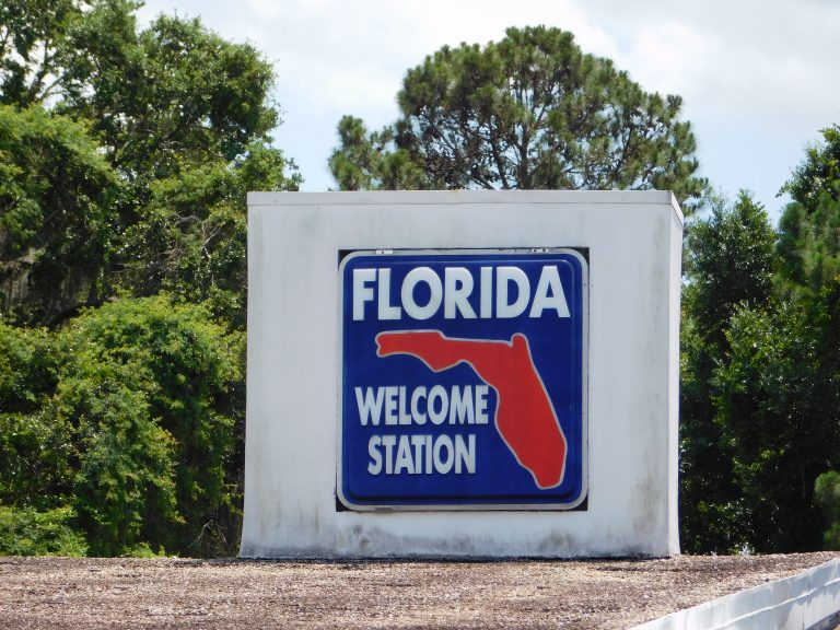 Florida Welcome Station, aka Florida Citrus Center