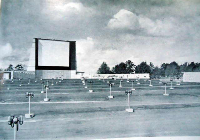 Capitol Drive-In, aka Four Points Drive-In