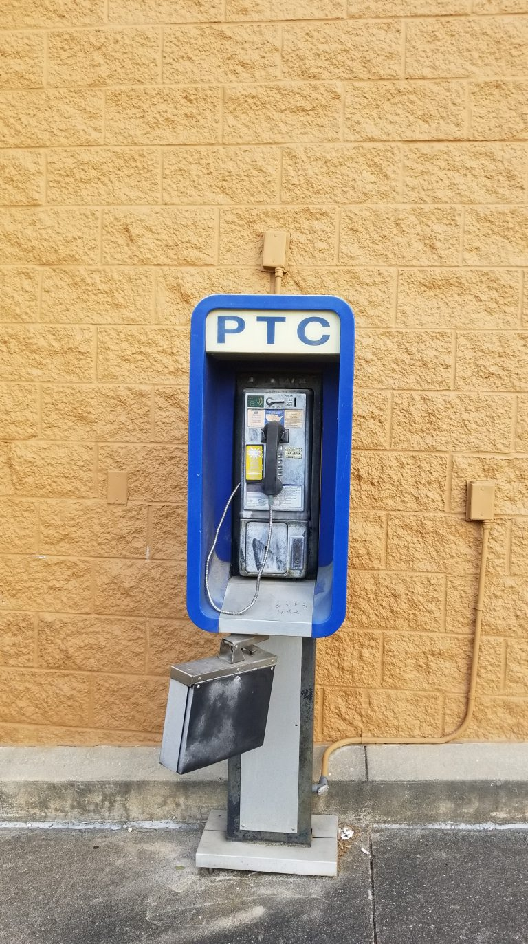 Pay Phone – Home Depot NE Tallahassee